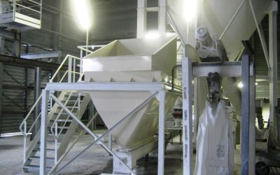 Chargement silo à partir de big bag